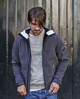 Hooded Fashion Softshell Jacket 4. kuva