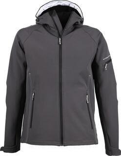 Hooded Fashion Softshell Jacket 3. kuva