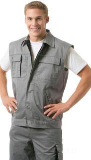 Working vest Contrast