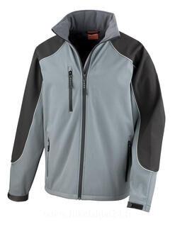 Ice Fell Hooded Softshell Jacket 3. kuva