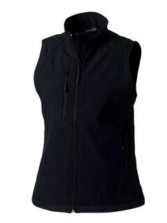 Ladies` Soft Shell Gilet