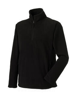 Adult`s Quarter Zip Outdoor Fleece