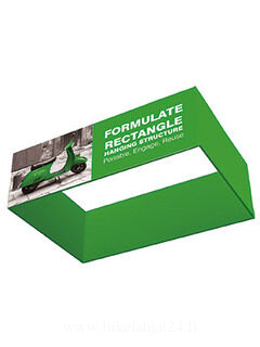 Rectangle Formulate Hanging Structure 1067x2438x2438mm