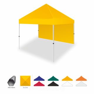 3x3 Pop Up tent