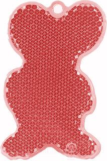 Heiastin hiiri 43x68mm punainen