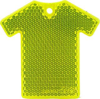 Heiastin T-paita 64x63mm keltainen